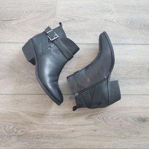 Vince Camuto • Black Booties 6